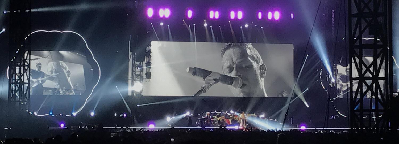 AHFOD Coldplay Concert - Wira Asmo