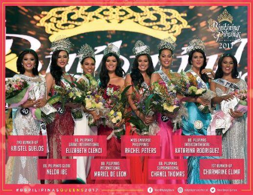 "Para pemenang Bb Pilipinas 2017. Sumber: <a href=""http://www.bbpilipinas.com"">Bb Pilipinas Official Website</a>"