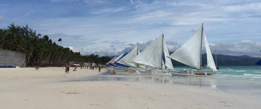 Lazy Trip ke Boracay 2015 - Wira Asmo