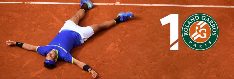 La Decima Nadal - Roland Garros 2017 - Wira Asmo