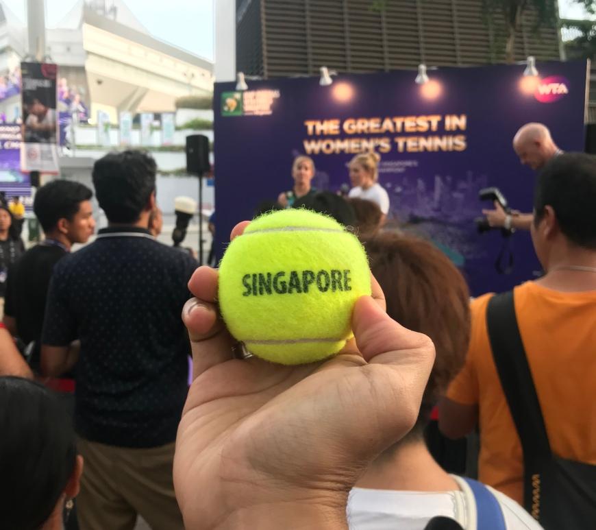 Random Check di Imigrasi Singapura