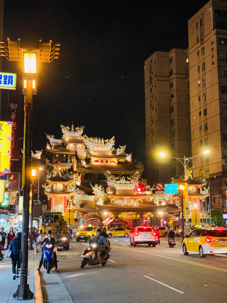 Raohe Street Night Market - Wira Asmo