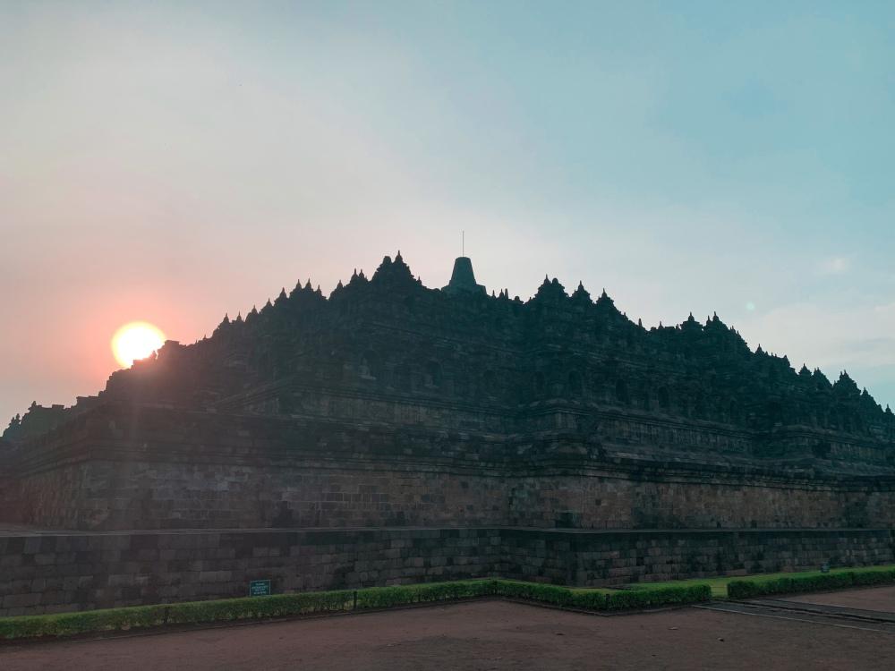 Borobudur Temple - Yogyakarta Temple Run