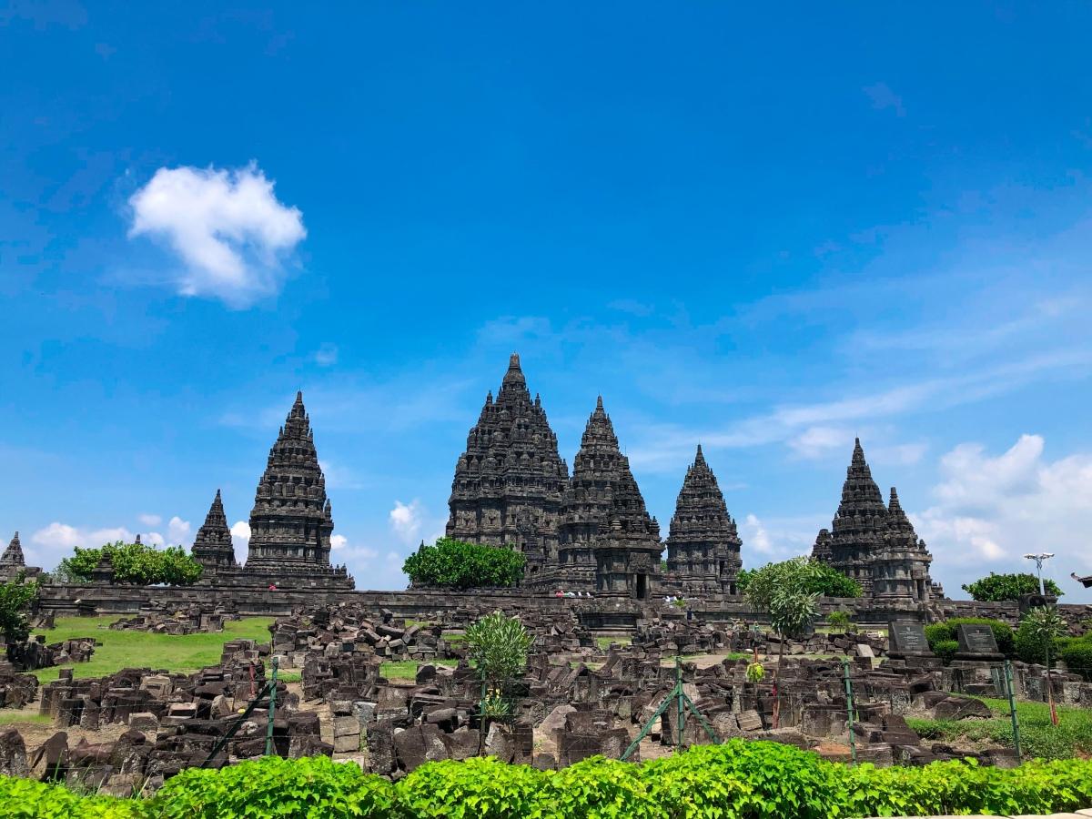 Prambanan Temple - Yogyakarta Temple Run
